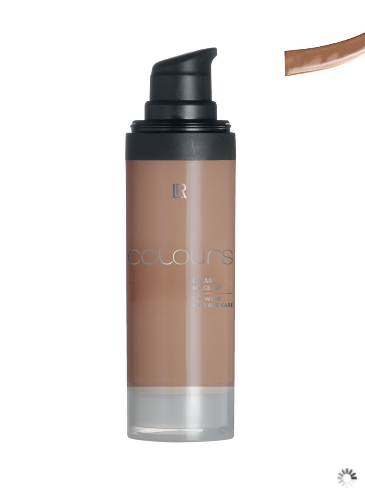 Colours Cream Make-up Dark Caramel