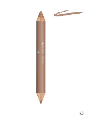 Colours Eyebrow Double-Pencil Cashmere Creme