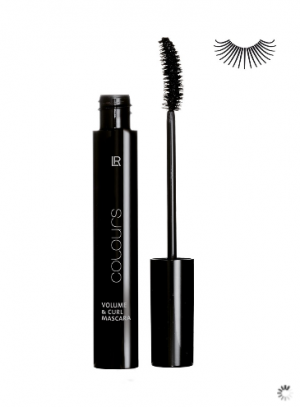 Colours Volume & Curl Mascara Absolute Black