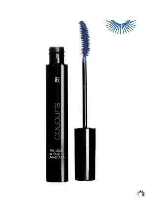 Colours Volume & Curl Mascara Night Blue