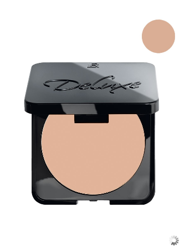 Deluxe Perfect Smooth Compact Foundation Porcelain