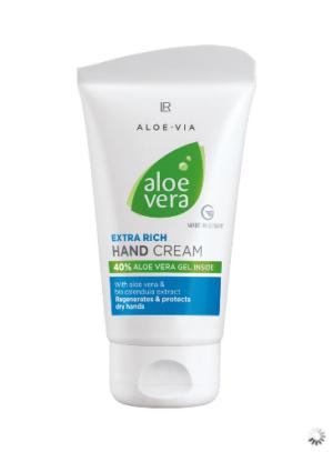 Aloe Vera Extra Reichhaltige Handcreme