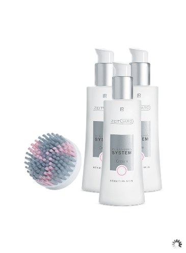 ZEITGARD Cleansing System Set - Soft