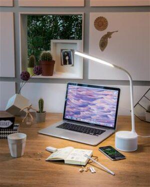 USB Lampe mit Ladefunktion und Lautsprecher