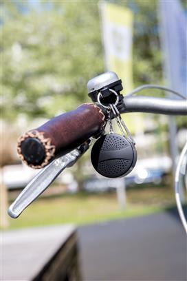 Lautsprecher am Schlüsselanhänger