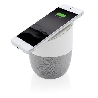 Home-Lautsprecher und Wireless-Charger