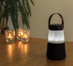 Kabelloser Lautsprecher mit Stimmungslicht