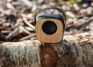 Bambus 3W Wireless Fashion Speaker