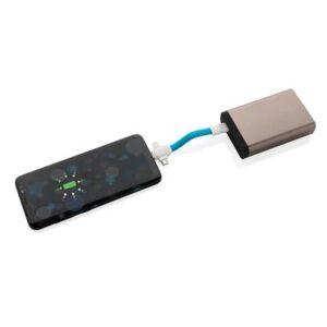 3-in-1 Kabel für den Schlüsselring