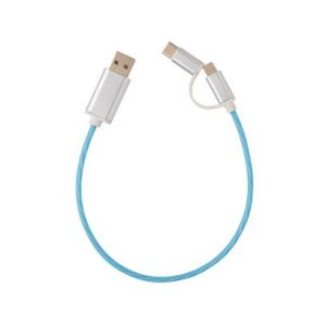 3-in-1 leuchtendes Kabel