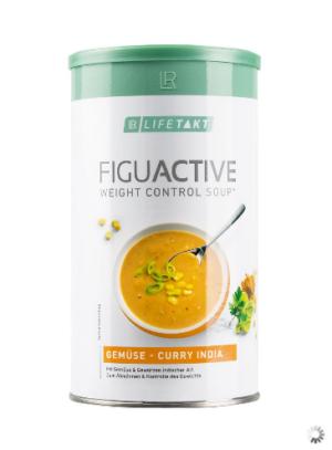 Figu Active Suppe Gemüse-Curry India