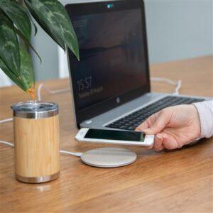 5W Weizenstroh wireless charger